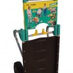 Folding Aluminium Trolley – Wolfcart