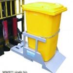 Wheelie Bin Tipper For Forklifts – 240 Litres