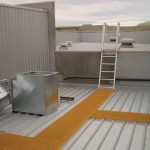 On-Trak Walkway & Roof Deck Walkway System