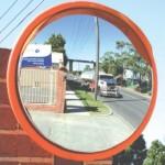 Heavy Duty Outdoor Convex Mirrors
