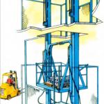 Series M21 Hydraulic Hoists