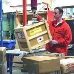 Vaculex TP Express Parcel Handling
