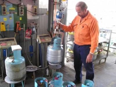 Reducing Handling of BOC Bottles