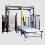 PMP402 In Line Automated Stretch Wrapper
