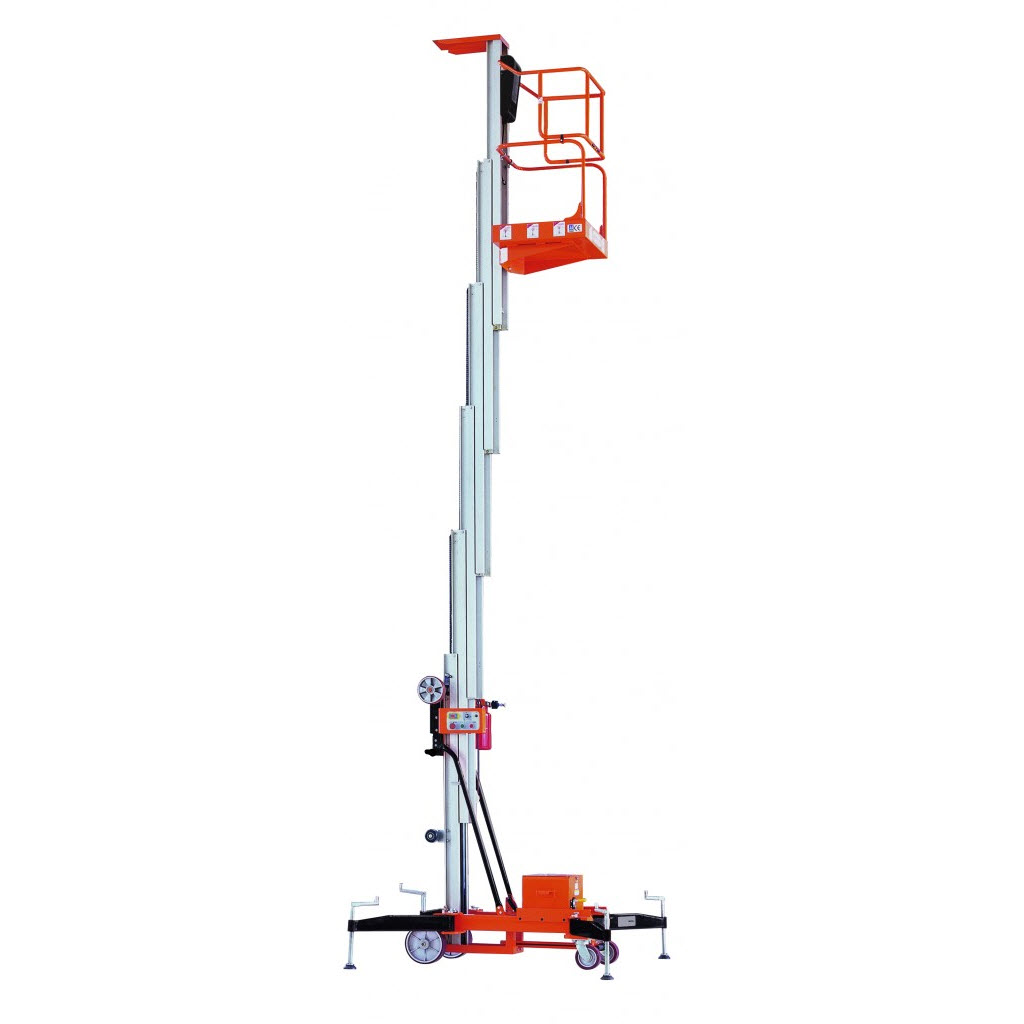 Goods And Personnel Lifting: Mobile Personnel Lift