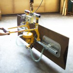 VacuPoro / VacuWood Lifters for Timber & Porous Items