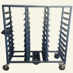 EZ Wheel Powered Drive System for Healthcare Trolleys