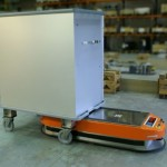 Automated Guided Vehicles – AGV – for Healthcare Facilities