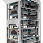Vertical Hospital Bed Storage – Bedlift