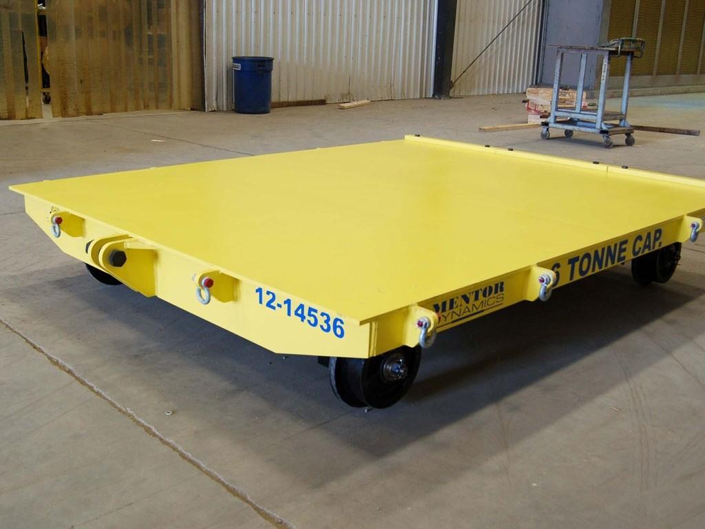 Transfer Carts Towed Materials Handling
