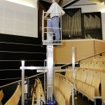 ALP Lift  Auditorium Personnel Lifter