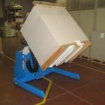 Mobile Pallet Load Inverters