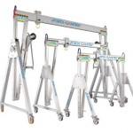 Porta-Gantry Aluminium Gantry 2-3 & 5tonne