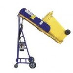 Hand Hydraulic Wheelie Bin Tipper 100kg