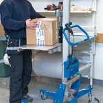 Powered Ergonomic Lift & Drive Trolleys