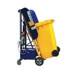 Electro-Hydraulic Wheelie Bin Tipper 150kg