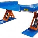 Ultra Low Profile Scissor Lift Tables