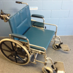 Sale: Rollee Carer Controlled Bariatric Wheel Chair
