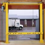 Dock Safety Barrier Gate