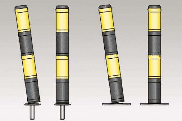 1.shock absorbing bollards 140mm 2432abc8da 9335c48206