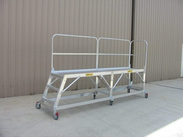 Custom Made Aluminium Access Platforms