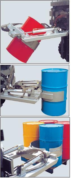 Drum Rotator Heavy Duty Grab
