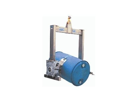 Stainless Steel Suspended Drum Rotators