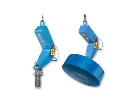 Reel Lifter & Turner - Hydraulic