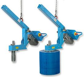 Reel Lifter & Turner- Electropnuematic