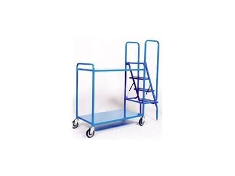 262 Step Access Picking Trolley