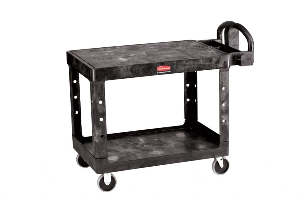 B4525 Flat Shelf Cart