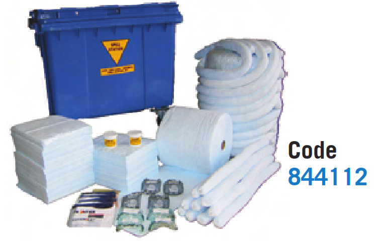 844112 spill kit 870litre