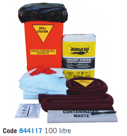 844117 spill kit 100litre