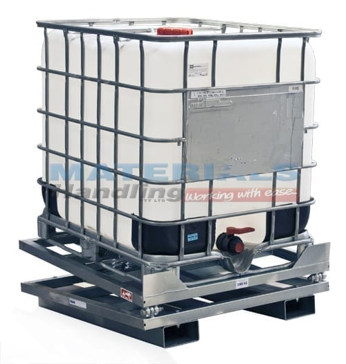 MBTS10 IBC Container Tilting Stand