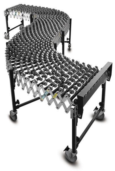 Expandable Amp Flexible Conveyor Bestflex Materials Handling