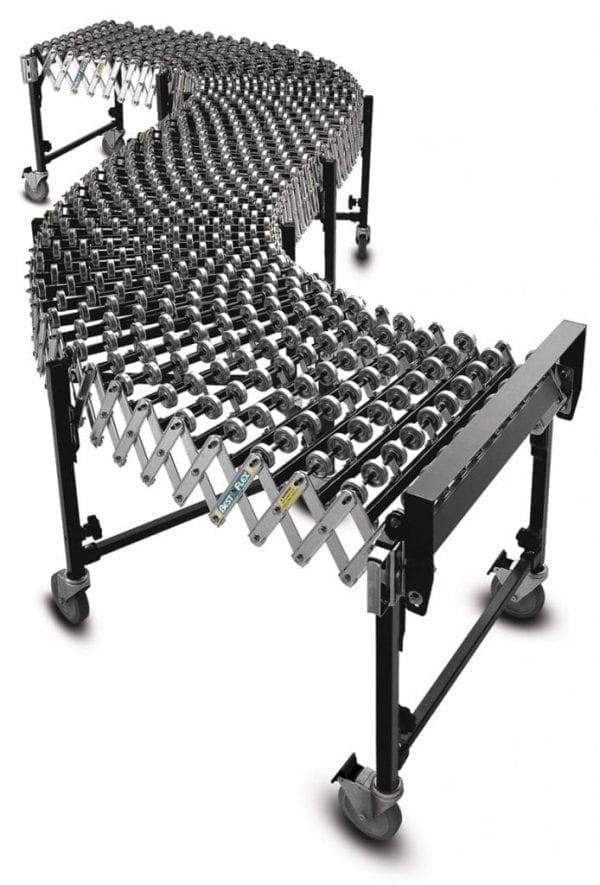 Expandable & Flexible Conveyor - Bestflex