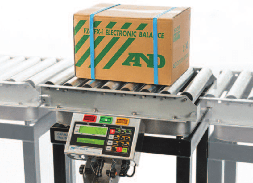 Carton Check Weighing Systems