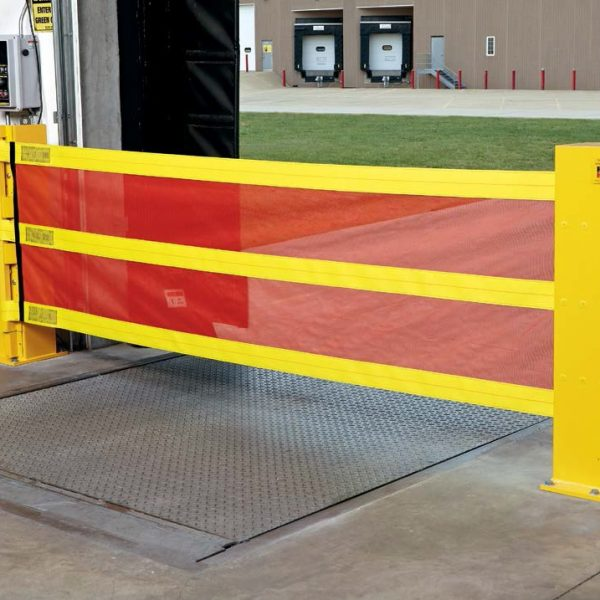 Retractable Dock Safety Barrier Dok Guardian Materials