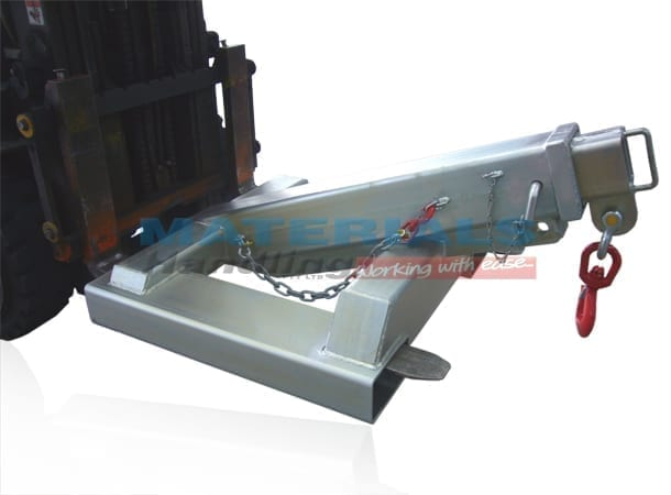 MFJA750 Forklift Jibs-Economy Fixed Incline