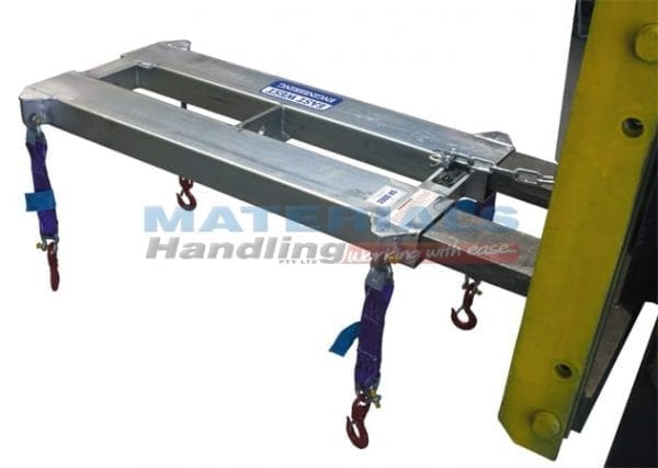 MSBJ4 Forklift Battery jib- suit crane or forklift