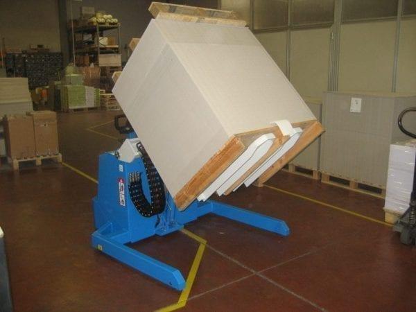 Mobile Pallet Inverters