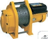 Industrial Electric Winches