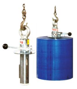 Vertical Roll Lifters Materials Handling
