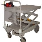 MLM1160 LiftMate Powered Lift and Drive Scissor Trolley