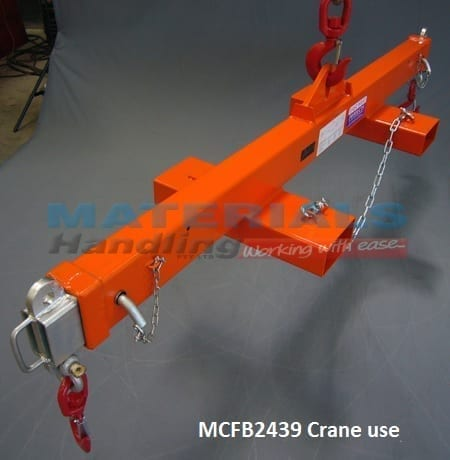 MCFB2439 Spreader Beam