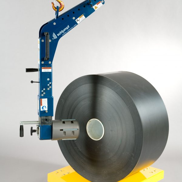 Reel Lifter Amp Turner Manual Materials Handling