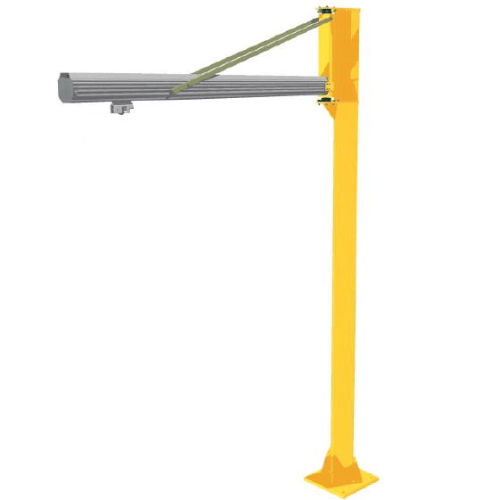 MechRail jib crane centred