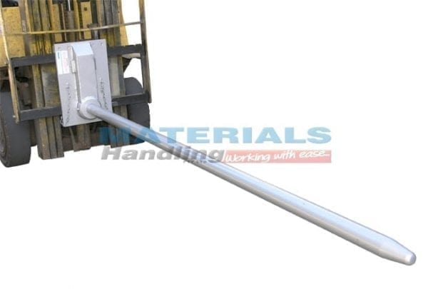 Carriage Mount Roll Prongs