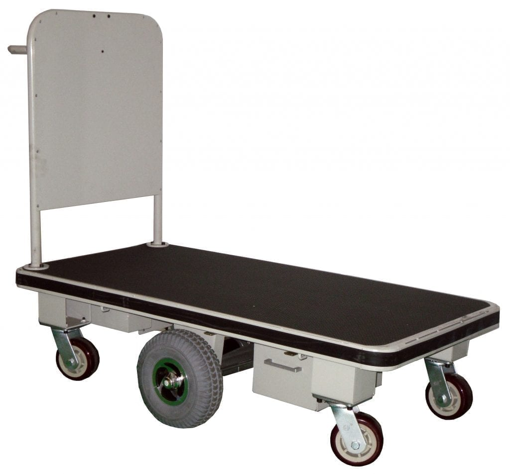MTM400 Turnmate powered trolley