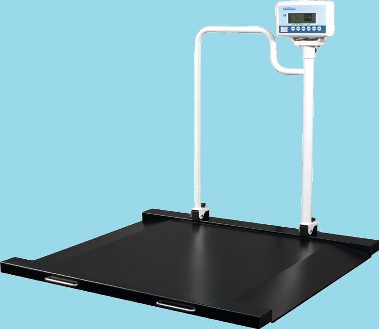 Bariatric Scales Materials Handling
